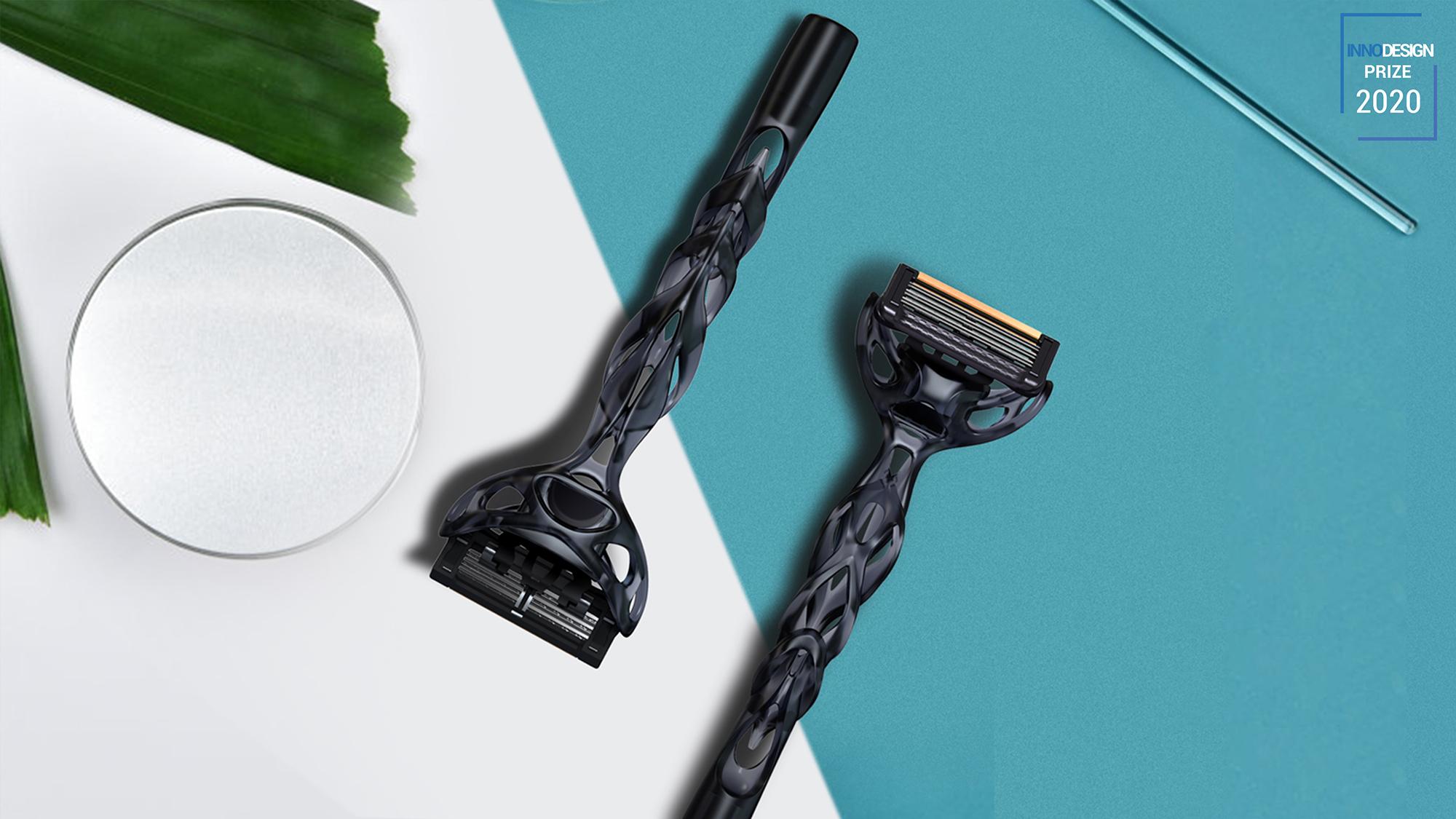 """不是每一把""""剃须刀""""都可以这么酷!中国设计师获得国际认可"""