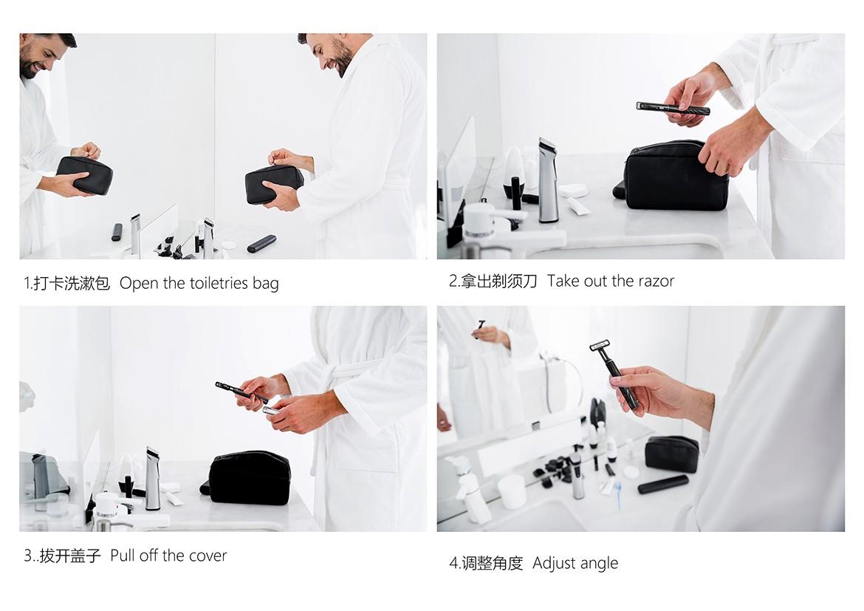 SCRAT3D 喜获中国当代好设计奖:打造属于男人的浪漫 3D 便携剃须刀