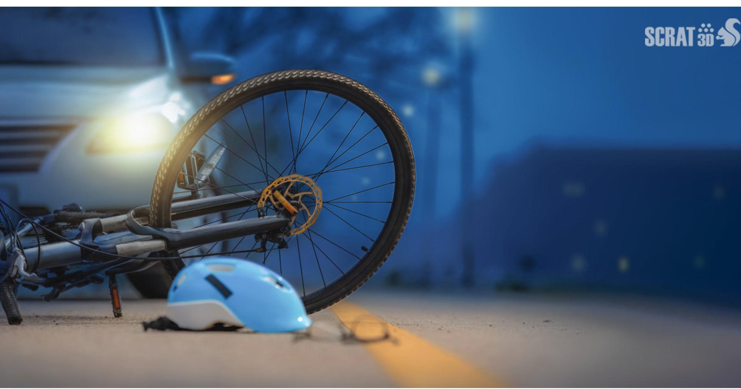"""SCRAT3D """"市长杯""""获奖作品 -- 真正晴雨两用的 3D 打印头盔,美团保护骑手从""""头""""开始!"""