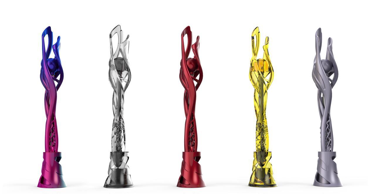SCRAT3D打印宝珠笔荣获冈特兰堡设计奖,奥运礼品古典文化传承与现代元素融合佳作