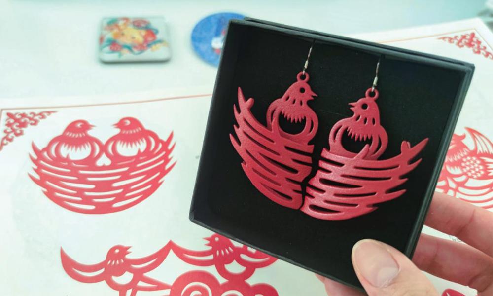 SCRAT3D:当非遗剪纸遇上 3D 打印,是一场浪漫的约会