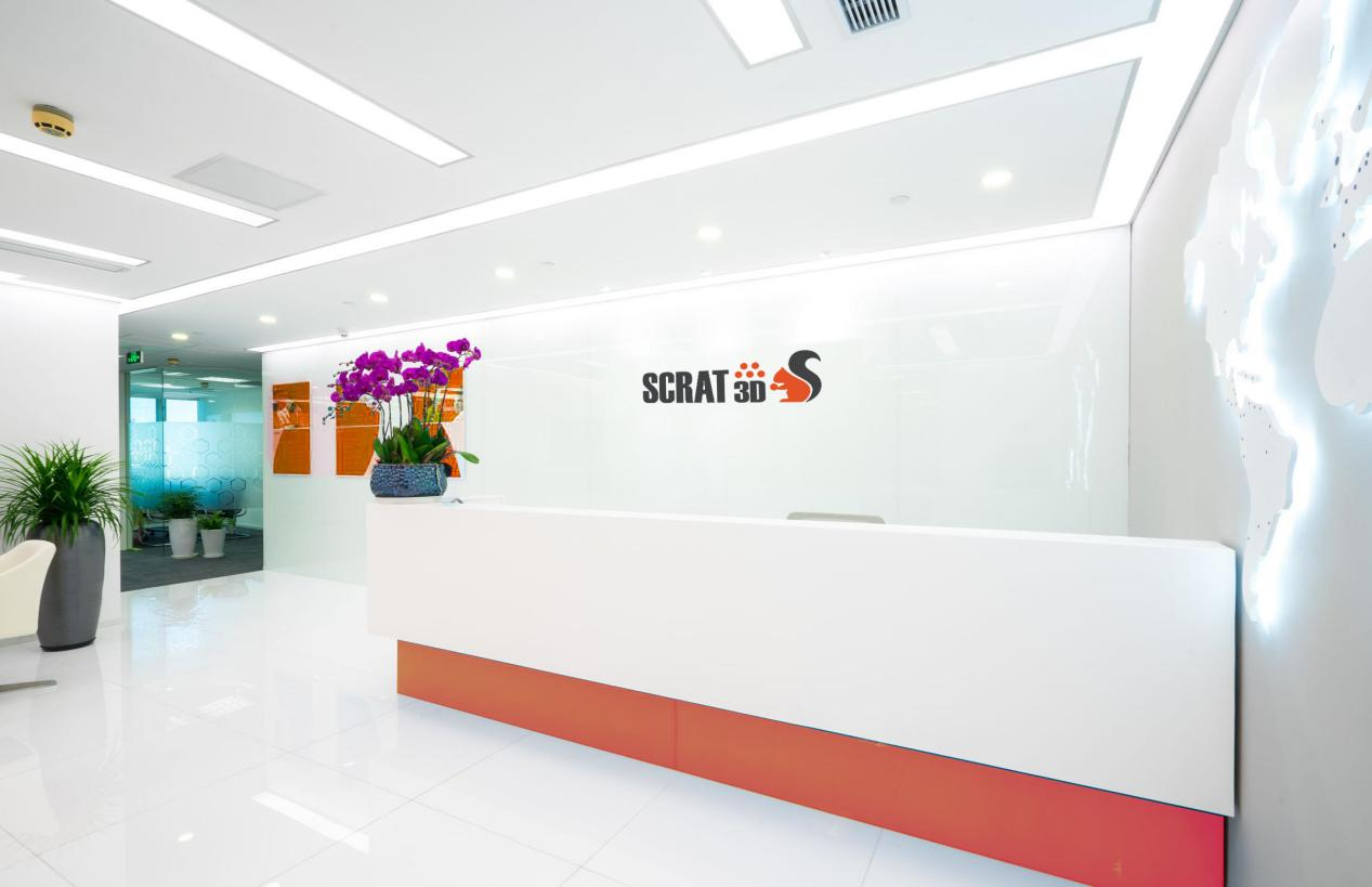 SCRAT3D 造物新科技傳承非遺之光,引領新文化消費浪潮